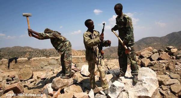 Eritrea Mines and Slavery