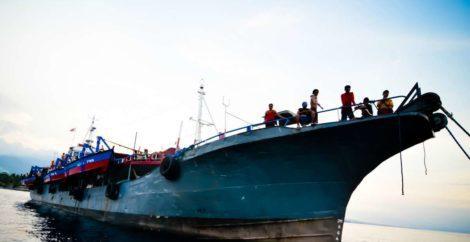Pa-aling Fishermen Philippines