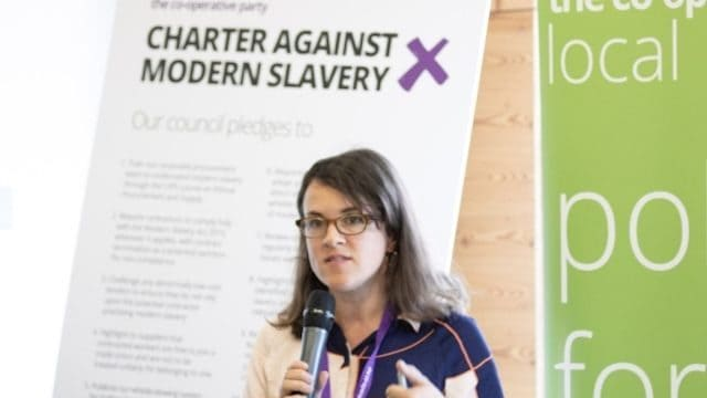 Tower Hamlets Council Takes Up Charter Against Modern Slavery - FreedomUnited.org