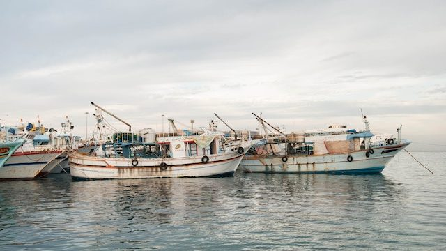 protect fishermen from slavery