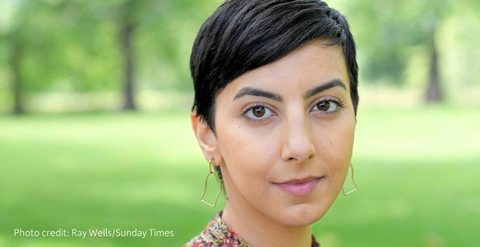 Payzee Mahmod - Ray Wells / Sunday Times