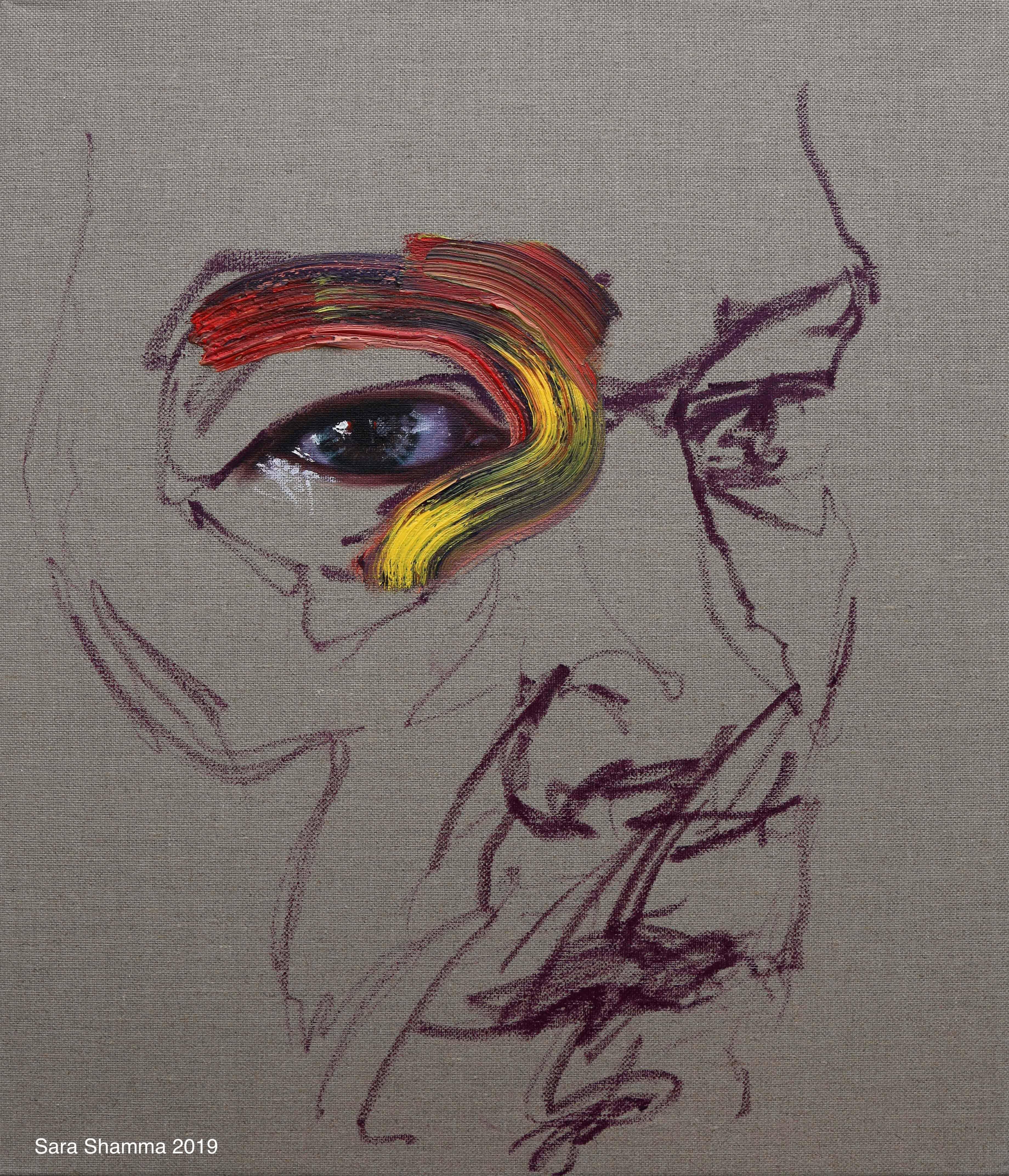 Eye 6 - Sara Shamma