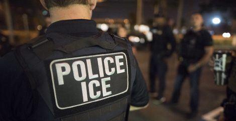 police ICE united states