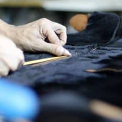 manufacturing clothes