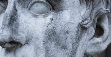 Statue close-up