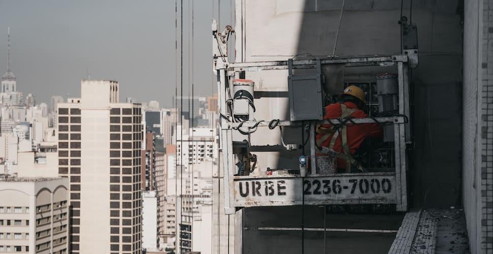 São paulo construction