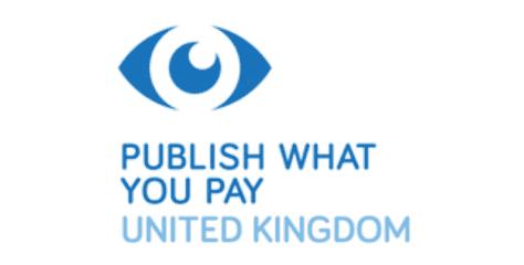 Publish What You Pay UK Logo
