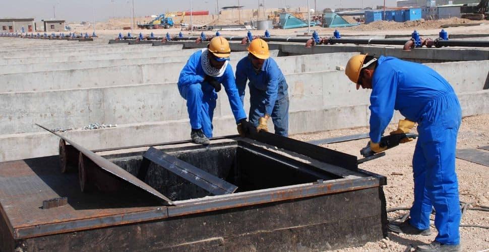 Qatar laborers