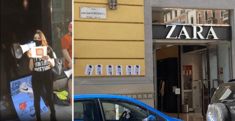 London and Milan Fashion Week