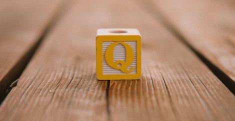 Q block
