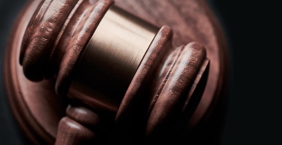 Gavel law court