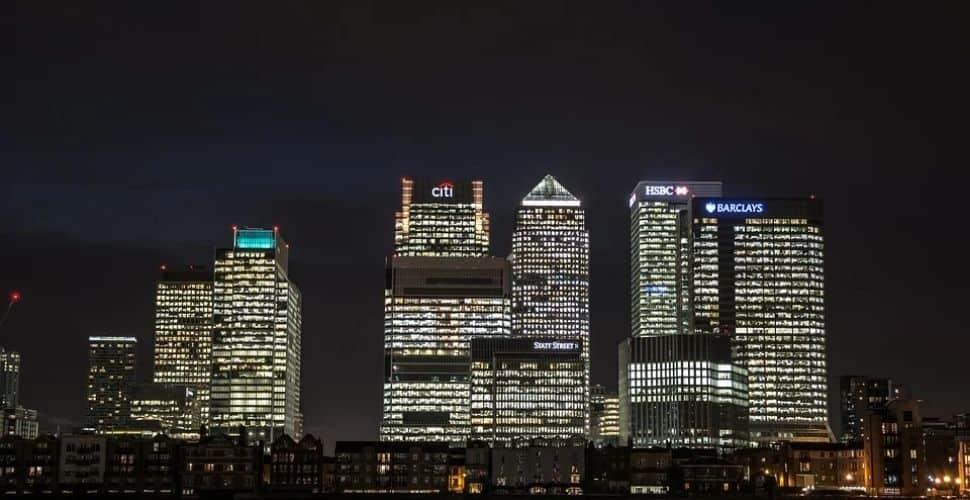 U.K.'s financial industry failing in tackling modern slavery