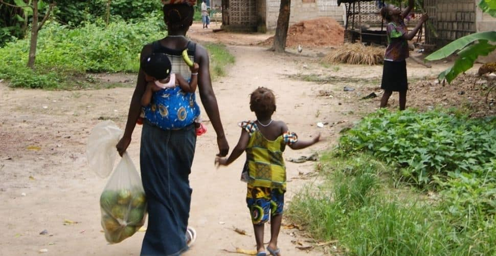 Sex workers at risk of trafficking in Sierra Leone