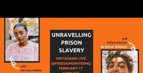 Unraveling Prison Slavery