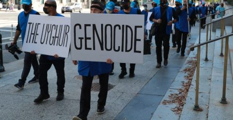 Independent legal review finds China in full breach of genocide convention
