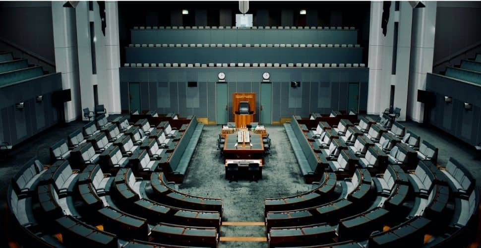 Motion on Uyghur forced labor before Australian parliament