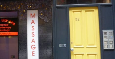 U.S. massage workers see police as biggest threat to their safety