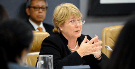 UN human rights chief wants to visit Uyghur Region this year