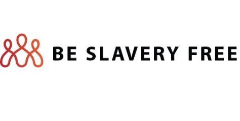 Be Slavery Free logo