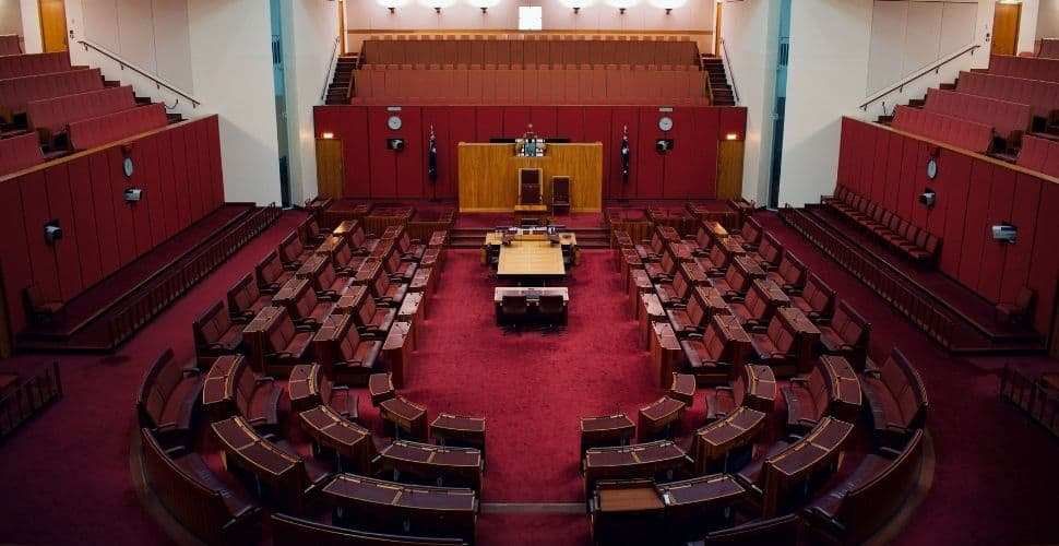 Australian senate passes forced labor bill