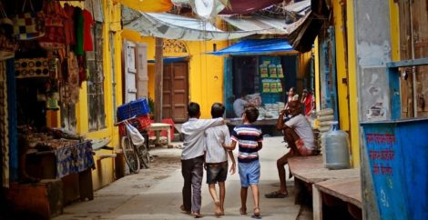 Child slavery on the rise in India