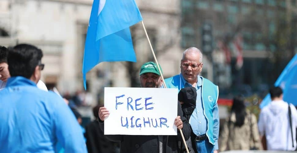 """New report on """"architecture of repression"""" against Uyghurs"""